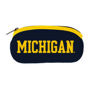 Spirit Products University of Michigan Neoprene Eyeglass Holder/ Case