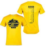 University of Michigan Football 2019 Season Tee