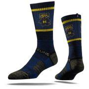 Strideline University of Michigan Tokyodachi Socks