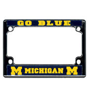 University of Michigan Motorcycle License Plate Frame
