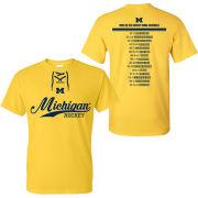 University of Michigan Hockey 2021 Season Tee