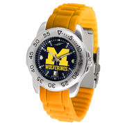 SunTime University of Michigan Sport AnoChrome Watch