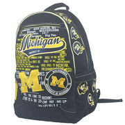 Forever Collectibles University of Michigan Historic Collection Backpack
