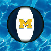 Forever Collectibles University of Michigan Inflatable Beach Ball