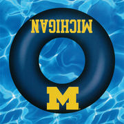 Forever Collectibles University of Michigan Inflatable Inner Tube