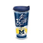 Tervis University of Michigan 24 oz. Statement Wrap Tumbler with Lid