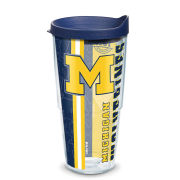 Tervis University of Michigan ''College Pride'' 24oz Tumbler with Lid