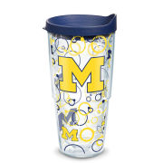 Tervis University of Michigan ''Bubble Up'' 24oz. Tumbler with Lid