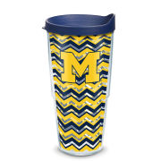 Tervis University of Michigan Chevron 24oz Tumbler with Lid