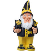 Forever Collectibles University of Michigan Caricature Gnome