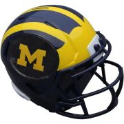 Forever Collectibles University of Michigan Football Superfan Helmet Bank