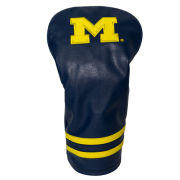 Team Golf University of Michigan Vintage Driver Headcover