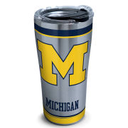 Tervis University of Michigan Stainless Steel 20 oz. Tumbler with Lid