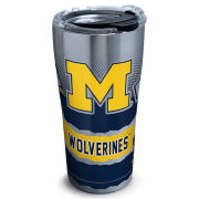 Tervis University of Michigan 20 oz. Stainless Steel Knock-Out Tumbler
