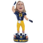 Forever Collectibles University of Michigan Football Chase Winovich Bobblehead