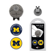 Team Golf University of Michigan Golf Cap Clip