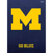 TF Publishing University of Michigan 12 Month Planner