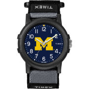 Timex University of Michigan Youth ''Recruit'' FastWrap Watch