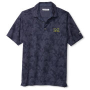 Tommy Bahama University of Michigan Palmetto Palms Polo