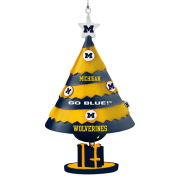Topperscot University of Michigan Tree Bell Ornament