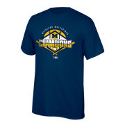 Top of the World University of Michigan Softball 2021 Big Ten Champions Tee<br><b>[PRE-ORDER]</b>