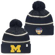 '47 Brand University of Michigan Football Orange Bowl Fairfax Cuffed Knit Hat