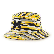 '47 Brand University of Michigan Multi Color Carrier Bucket Hat