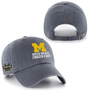 '47 Brand University of Michigan Hockey Frozen Four Clean-Up Slouch Hat