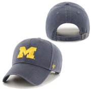 '47 Brand University of Michigan Navy Legend MVP Structured Hat