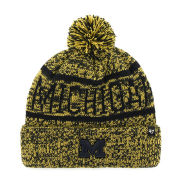 '47 Brand University of Michigan ''Northmont'' Cuffed Pom Knit Hat