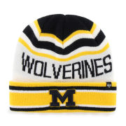 '47 Brand University of Michigan ''Offside'' Cuffed Knit Hat