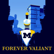 University of Michigan Marching Band CD: Forever Valiant