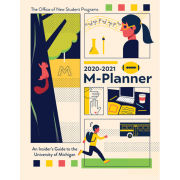 University of Michigan 2020-2021 M-Planner