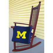 UBF University of Michigan Classic Varsity Wool Blanket