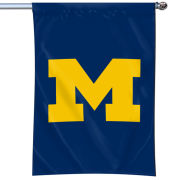 UBF University of Michigan Block ''M'' House Flag
