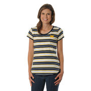 UG Apparel University of Michigan Ladies Tailgate Tee [Missy & Plus Sizes]