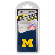 US Digital Media University of Michigan Silicone Credit Card Keeper