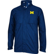 Valiant University of Michigan Navy Storm Proof Jacket