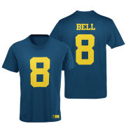 Valiant Ronnie Bell Navy Player Jersey Tee