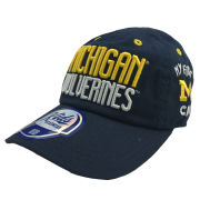 Outerstuff University of Michigan Infant Navy ''My First Michigan Cap'