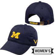 Valiant University of Michigan Women's Navy Slouch Hat