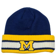 Valiant University of Michigan Captains Cuffed Knit Hat