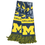 Valiant University of Michigan Football Rally Scarf