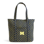 Vera Bradley University of Michigan Vera 2.0 Tote Bag