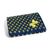 Vera Bradley University of Michigan XL Fleece Throw Blanket