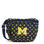 Vera Bradley University of Michigan Belt Bag