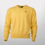 Vesi University of Michigan Yellow Sweater