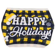 Valiant University of Michigan Happy Holidays Face Cover