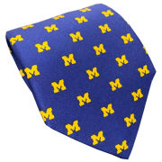 Vineyard Vines University of Michigan Navy Tie
