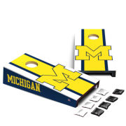 Victory Tailgate University of Michigan Desktop Bag Toss Game